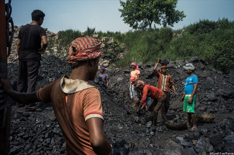 Glimpses of Jharia Coal-Field